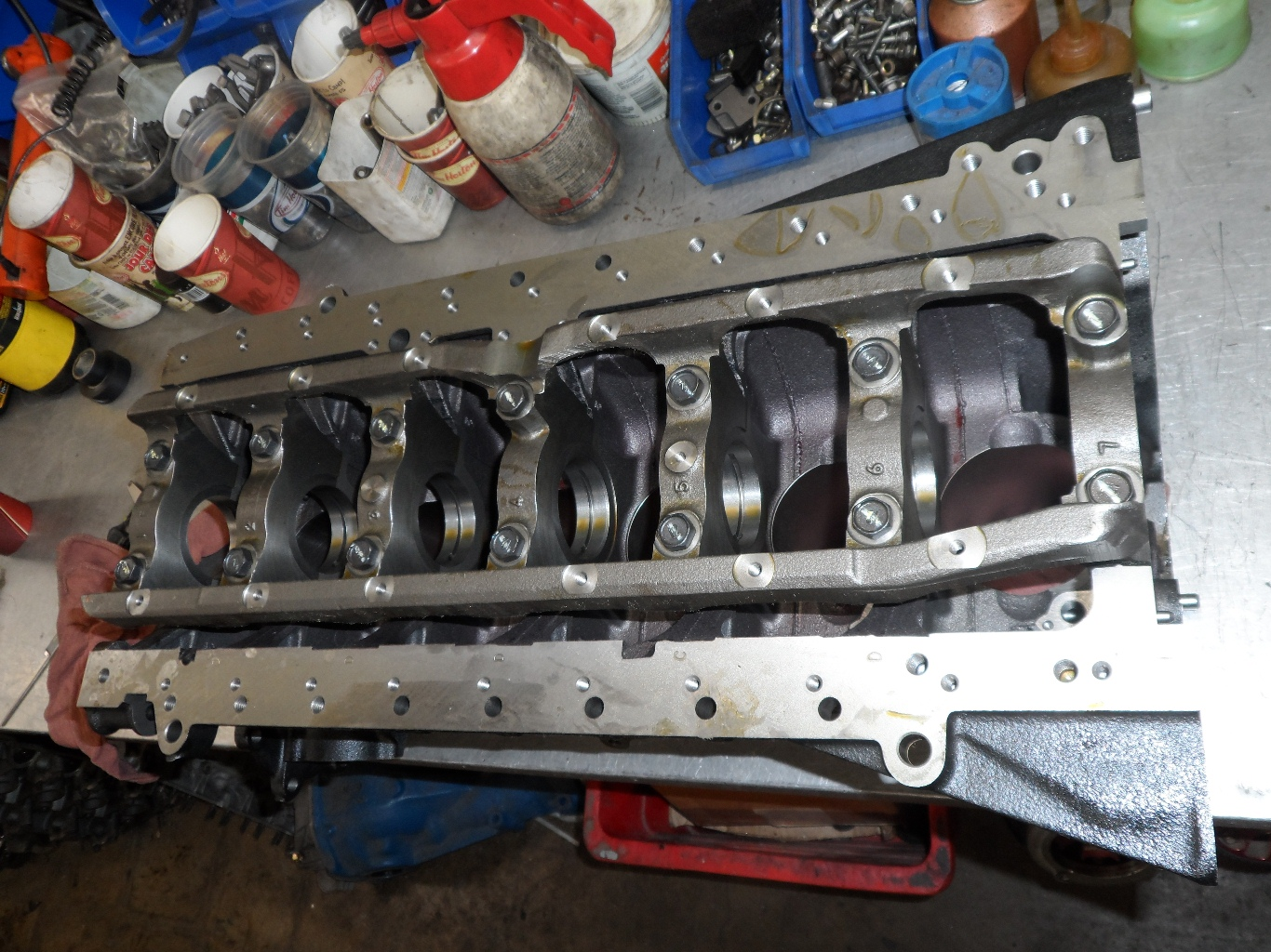 RB26DETT N1 Block