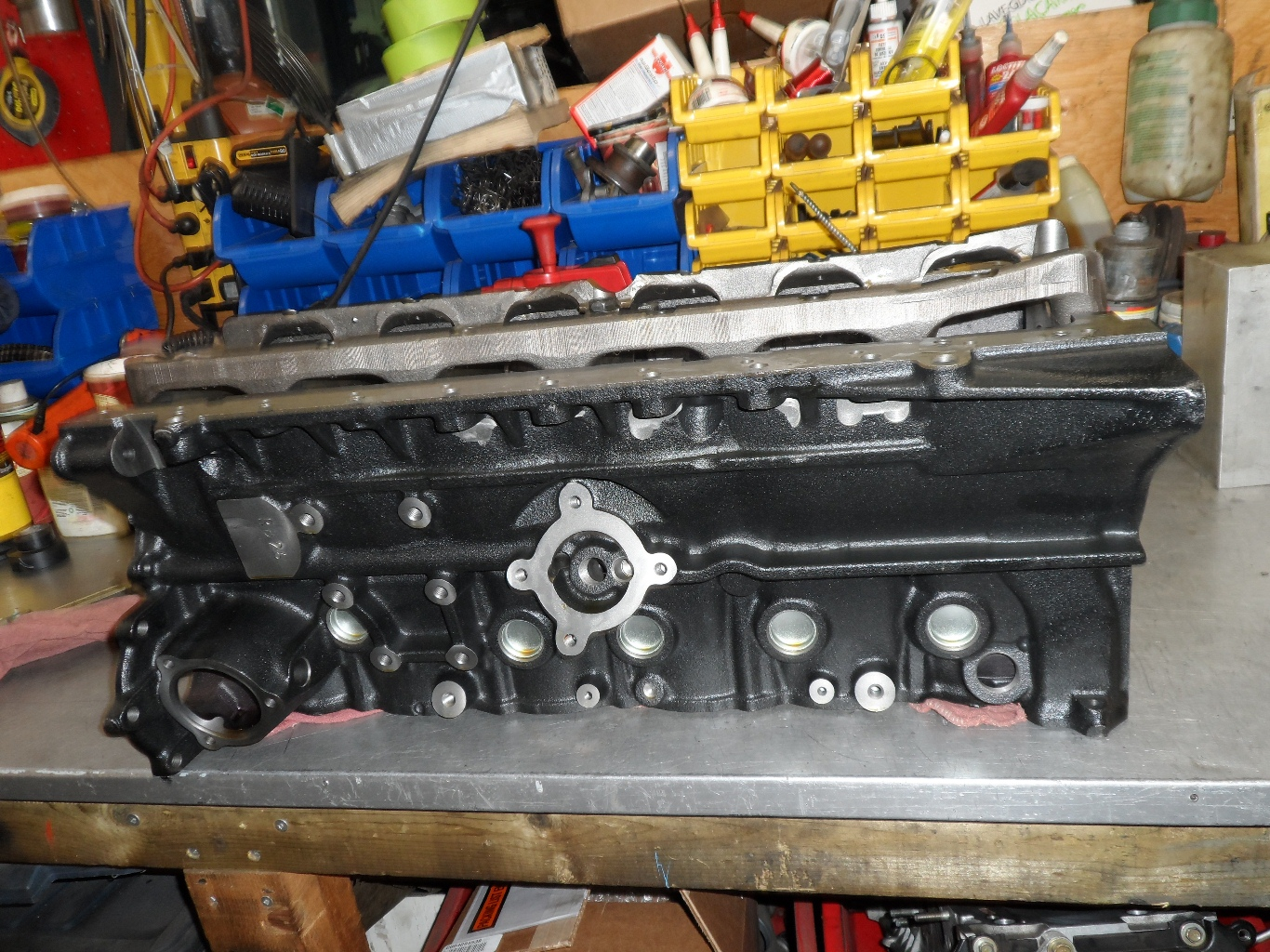 Rb26DETT N1 Block Side